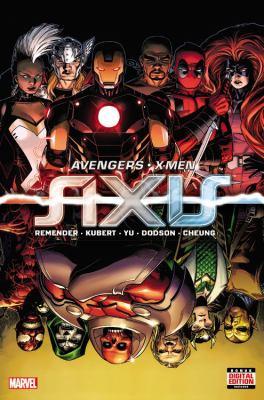 Avengers, X-Men