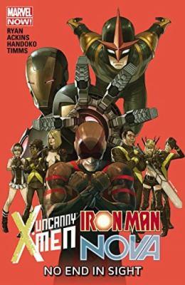 Uncanny X-Men/Iron Man/Nova :