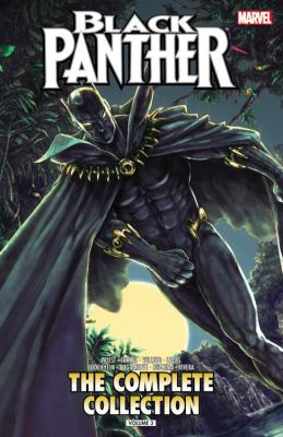 Black Panther : the complete collection. Volume 3