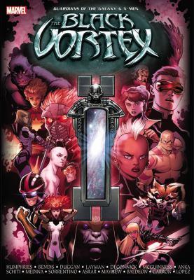 Guardians of the Galaxy & X-Men :