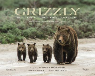 Grizzlies of Pilgrim Creek :