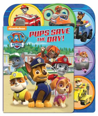Pups save the day!
