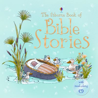 The Usborne Book of Bible Stories