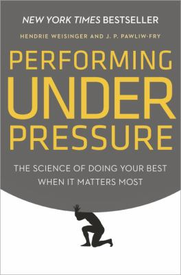 Performing under pressure :