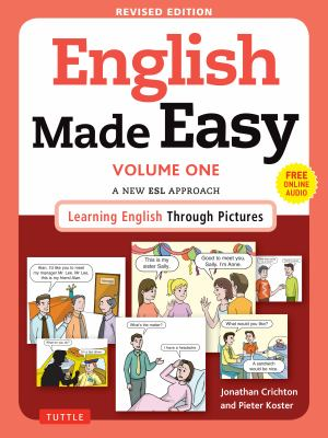 English made easy. Volume one : a new ESL approach : learning English through pictures