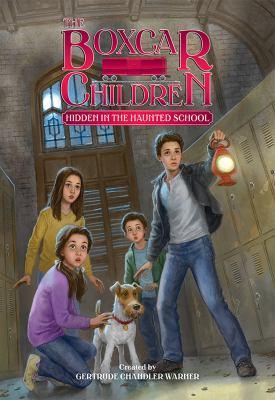 Hidden in the haunted school