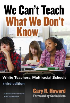 We can't teach what we don't know :