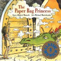 Paper Bag Princess book cover