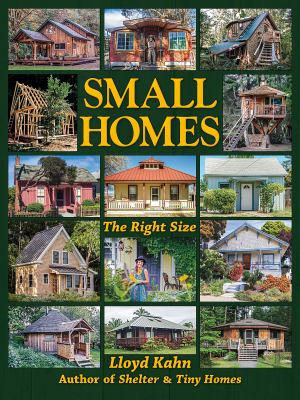 Small homes : the right size