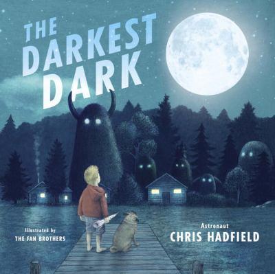 The Darkest Dark Book Cover