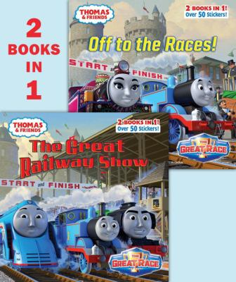 The great railway show ;