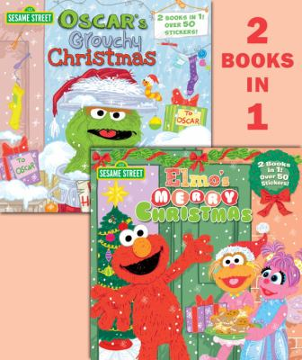 Elmo's merry Christmas ;
