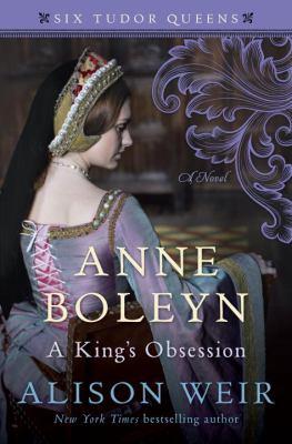 Anne Boleyn book cover