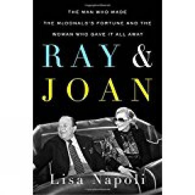 Ray and Joan by Lisa Napoli
