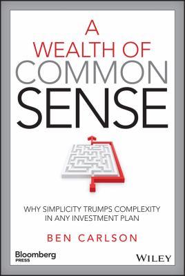 A wealth of common sense :