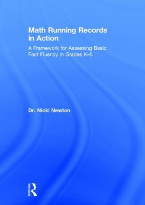 Math running records in action :