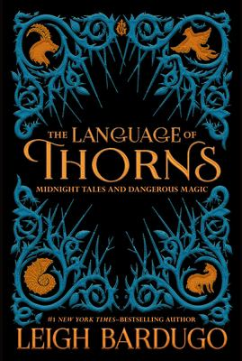 Language of Thorns book cover