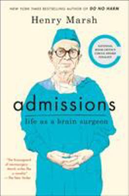 Admissions : life as a brain surgeon