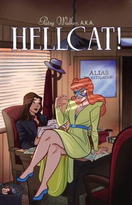 Patsy Walker, a.k.a. Hellcat!