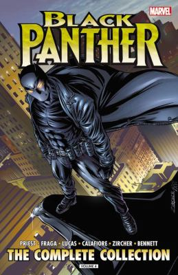 Black Panther : the complete collection. Volume 4