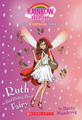 Ruth the Red Riding Hood Fairy
