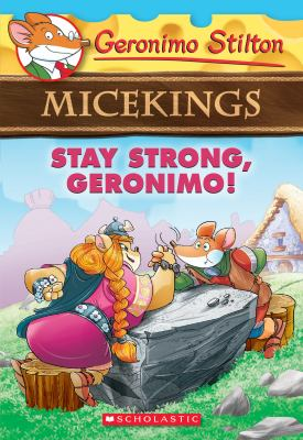 Stay strong, Geronimo!