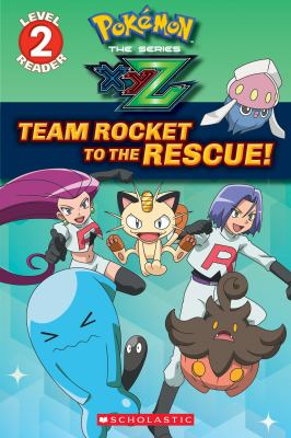 Team Rocket to the rescue!