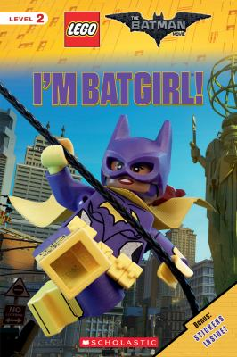 I'm Batgirl!