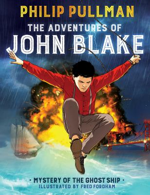 The adventures of John Blake :