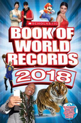 Scholastic book of world records 2018