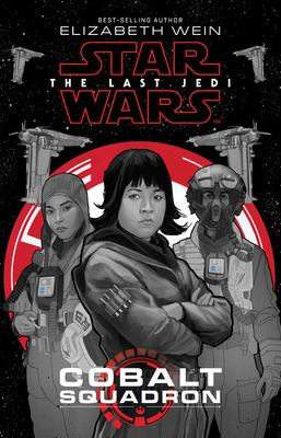 Star Wars, the last Jedi. Cobalt Squadron
