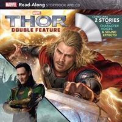 Thor : the mighty Avenger : read-along storybook and CD