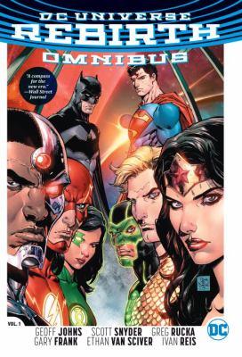 DC rebirth omnibus