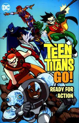 Teen Titans go! :