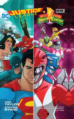 Justice League, Saban's Mighty Morphin Power Rangers