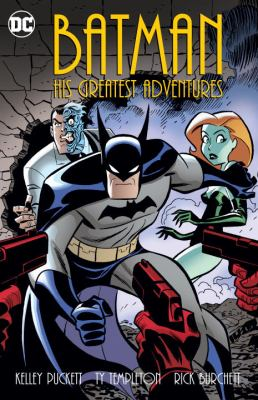 Batman : his greatest adventures