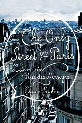 The only street in Paris :
