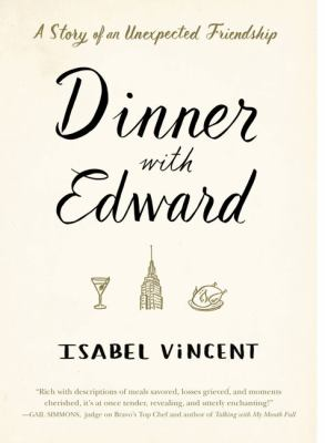 Dinner with Edward :
