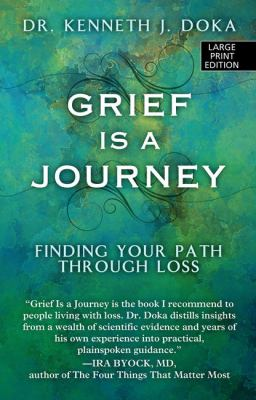 Grief is a journey :