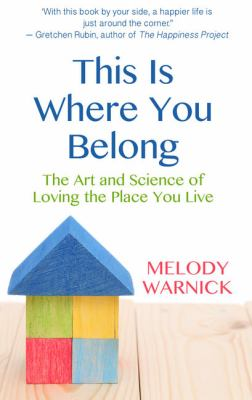 This is where you belong :