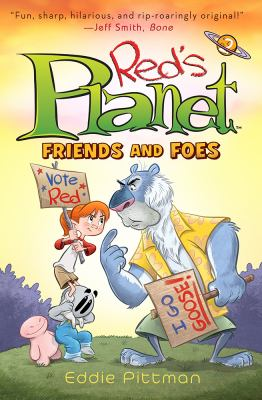 Red's planet. Friends and foes