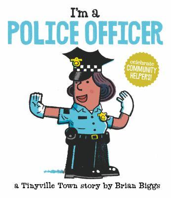I'm a police officer