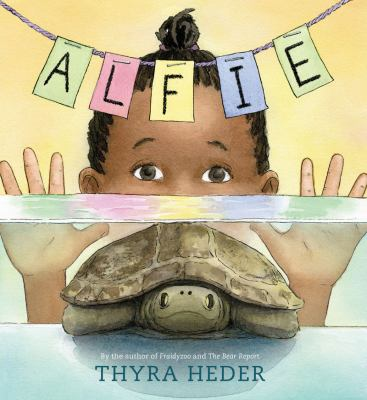 Alfie : (the turtle that disappeared)