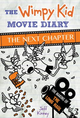 The wimpy kid movie diary :