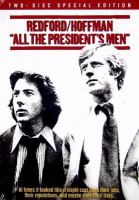 All The President's Men cover