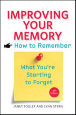 Improving your memory :
