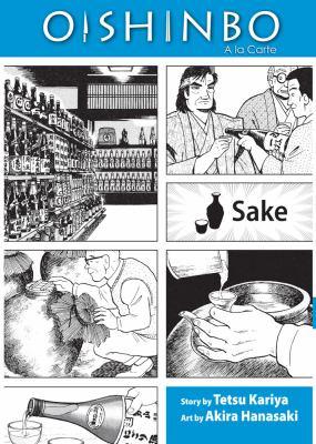 Oishinbo, a la carte. Sake