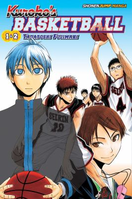Kuroko's basketball. 1 & 2