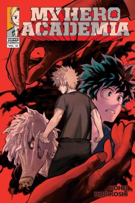My hero academia. Vol. 10, All for one