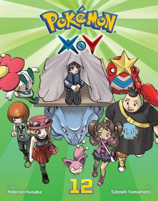 Pokémon XY. 12